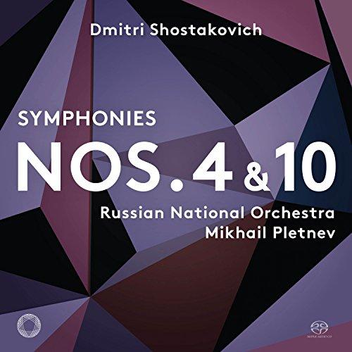Symphonies Nos.4.. -Sacd-