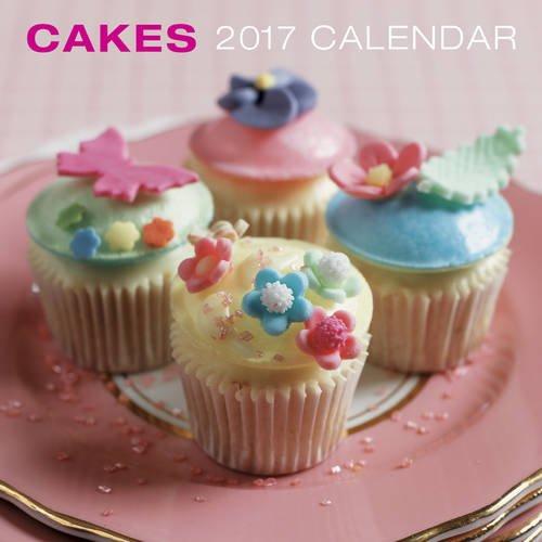 Cakes 2017 Calendar