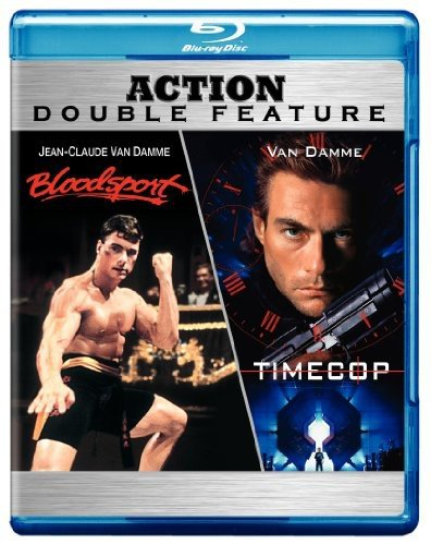 Bloodsport / Timecop [Blu-ray]