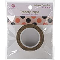 Trendy Tape Halloween Kraft Collection-Polka Dots (並行輸入品)