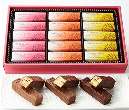 ベルン ミルフィユ 30コ入り ミルフィーユ チョコレート パイ 東京土産 人気 スイーツ 洋菓子