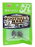 RYUGI(リューギ) フットボールヘッドTG 1/2oz 14g. SFH086