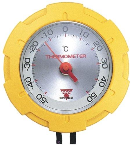 エンペックス 温度計 サーモマックス50 限定カラー イエロー FG-7354