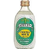 木村飲料 カクテス レモン&グレープフルーツサワー 300ml×24本