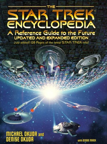 The Star Trek Encyclopedia: A Reference Guide to the Future (English Edition)の詳細を見る