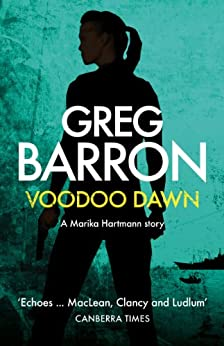 Voodoo Dawn (an e-only short story) by [Barron, Greg]