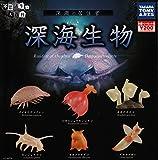 カプセル 不思議生物大百科 深淵の居住者 深海生物 シークレット含む全7種セット