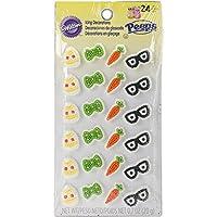 Mini Icing Decorations 24pc-Peeps (並行輸入品)