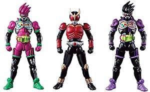 フルアクションフィギュアSAGA  仮面ライダー01 全3種セット