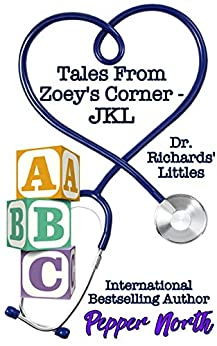 Tales From Zoey's Corner - JKL by [North, Pepper]