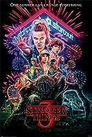 Stranger Things Poster Season 3 Summer of 85 (61cm x 91,5cm)