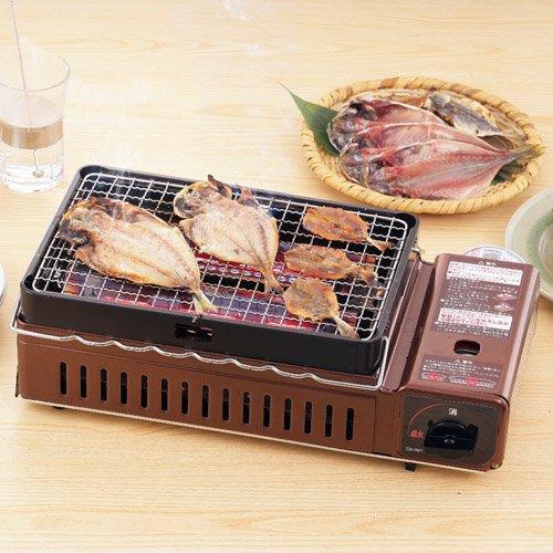Iwatani(イワタニ)『炉ばた焼器炙りや(CB-ABR-1)』