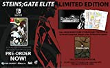 STEINS;GATE ELITE - Limited Edition (輸入版:北米) - Switch