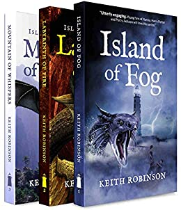Island of Fog Box Set 1: Books 1-3 (Island of Fog Collection) by [Robinson, Keith]