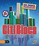 木製ブロック CitiBlocs シティブロックス クールカラーセット200ピース
