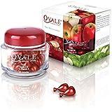 Ovale オーバル フェイシャル美容液 essential vitamin エッセンシャルビタミン 30粒入ボトル×2個 アップル [海外直送品]