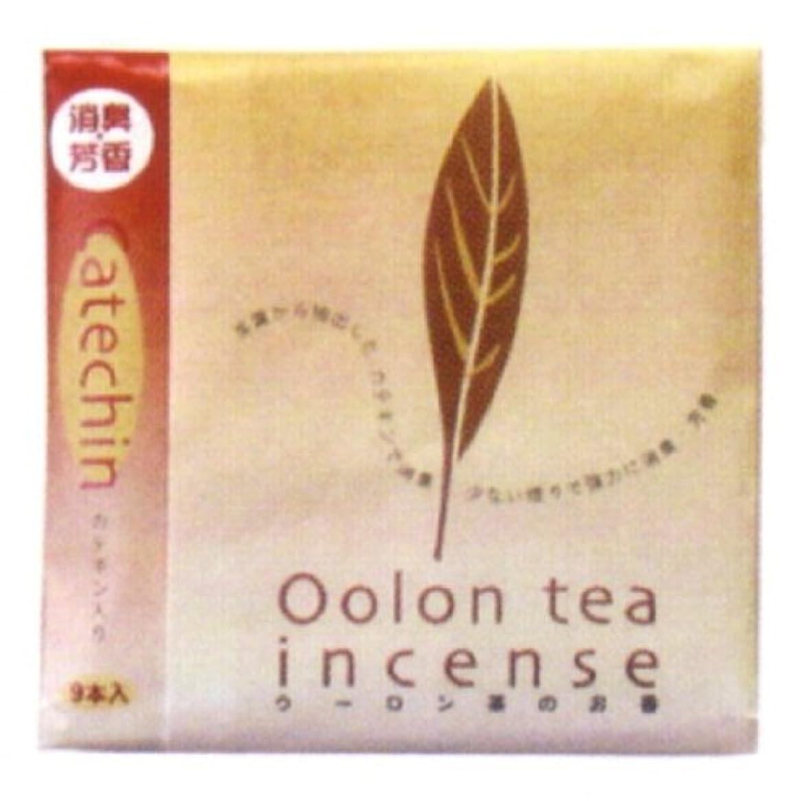 メトリック合理化塗抹カテキンお香(スティック) ウーロン茶