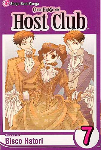 Ouran High School Host Club, Vol. 7 (7)