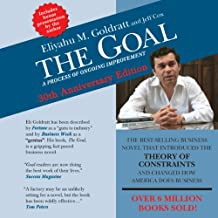 The Goal: A Process of Ongoing Improvement - 30th Anniversary Edition
