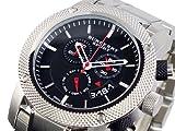 バーバリー BURBERRY スイス製 クロノグラフ メンズ 腕時計 男性用 時計 人気 おしゃれ ブランド 男性 クロノ ウォッチ プレゼント ギフト にもOK[並行輸入品]