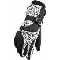 ATKT 防水 防寒 透湿 アウトドア 冬用 バイク マリンレジャー 登山 バイク スキー 360度保温ロック 通気性 伸縮性 手袋グローブ