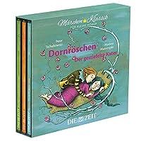 Maerchen-Klassik fuer kleine Hoerer - 3er-Set Nr. 3: Dornroeschen & Der gestiefelte Kater / Aschenputtel & Schneewittchen / Haensel und Gretel & Rotkaeppchen