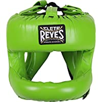 Cleto Reyes再設計Headgear withナイロン面バー – Citrus Green Special Edition