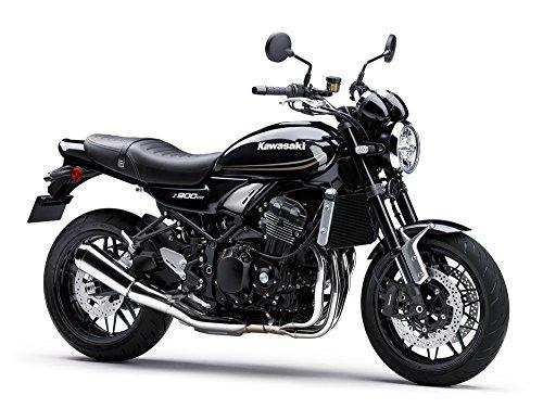 スカイネット 1/12 完成品バイク カワサキ Z900RS メタリックスパークブラック