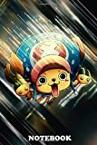 """Notebook: Chopper Onepiece Blade , Journal for Writing, College Ruled Size 6"""" x 9"""", 110 Pages"""