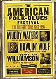 American Folk-Blues Fest: British Tours 63-66 / Va [DVD] [Import]