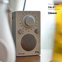 【Tivoli Audio チボリオーディオ】PAL BT【ホワイト/ブラック】 ブルートゥース/ラジオ/ワイヤレス/スピーカー (ホワイト)