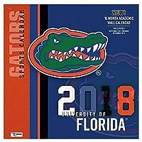 2018 Florida Gators Wall Calendar [並行輸入品]