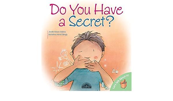 amazon do you have a secret let s talk about it jennifer