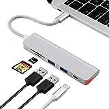 Best HP USBS - XUANRUI USB Type-C ハブ PD対応 オールマイティなUSB ドック TF/SDカードリーダー Review