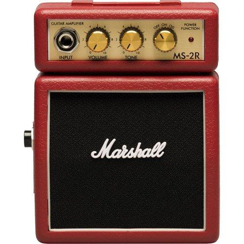 Marshall ミニアンプ レツド MS2R