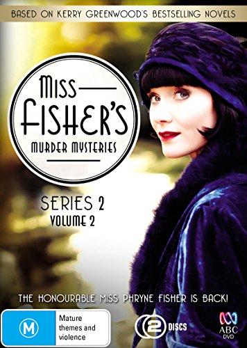 Miss Fisher's Murder Mysteries - Series 2 Part 2 DVD