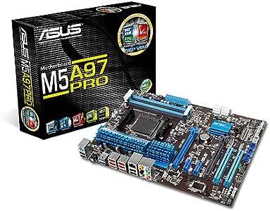 AMD 970チップセット搭載マザーボード M5A97 PRO 【ATX】
