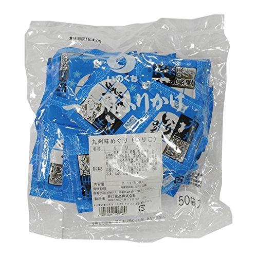 井口食品 九州味(長崎)一食いりこ 105g×5袋