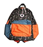 CONVERSE チャックテイラー おもちゃ CONVERSE ALL-STAR CAMOUFLAGE Camo BACKPACK Book Bag NEW 9A5171-A38 14x11x6 [並行輸入品]