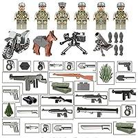 Ww2 アメリカ軍フィグセット武器防具付き