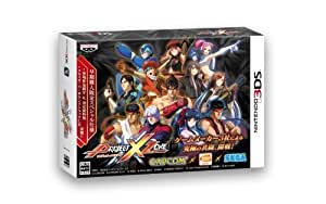 PROJECT X ZONE (初回生産版:『早期購入限定スペシャル仕様』同梱) - 3DS