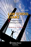 Law School Exams: Preparing and Writing to Win (Academic Success)