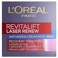 L'Oreal Paris Revitalift Laser Renew Night Cream (50ml) パリrevitaliftレーザーはナイトクリームを更新l'オラ?ら( 50ミリリットル)