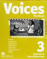 Voices 3 Workbook Pack English