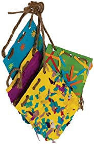 Forage Wise Party Bags 114 X 102 X 25mm, Multi Color