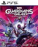Marvel's Guardians of the Galaxy(マーベル ガーディアンズ・オブ・ギャラクシー)【初回生産特典】ガーディアンズ懐かしのコスチュームパック コード封入 〔Amazon.co.jp限定〕オリジナルステッカー -PS5