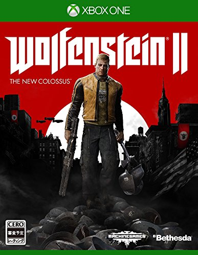 Wolfenstein II: The New Colossus(ウルフェンシュタイン2:ザニューコロッサス)