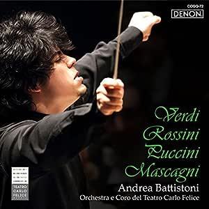 イタリア・オペラ管弦楽・合唱名曲集