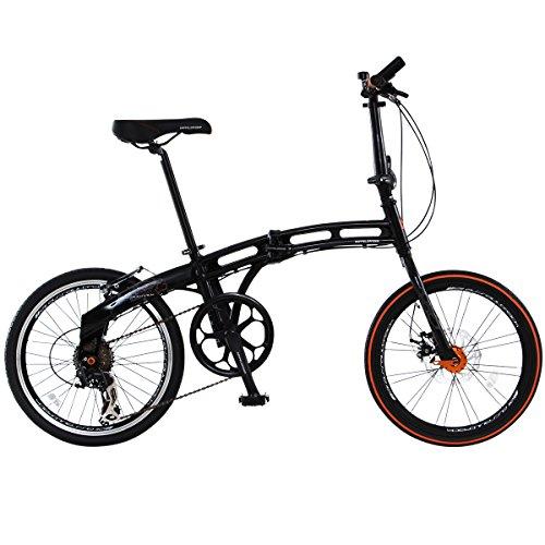 DOPPELGANGER(ドッペルギャンガー) 折りたたみ自転車
