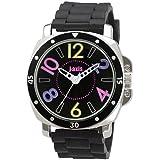 [イクサ]iXa 腕時計 レディースファッション AG1166-BK レディース